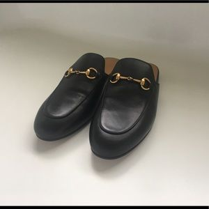 Gucci Princetown Loafers 8 1/2